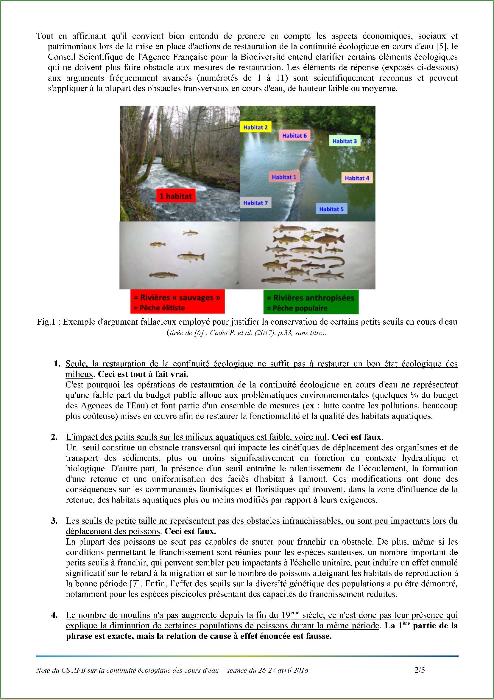 Note AFB sur CE-2