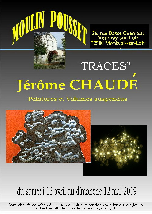 Affiche Chaude Mail