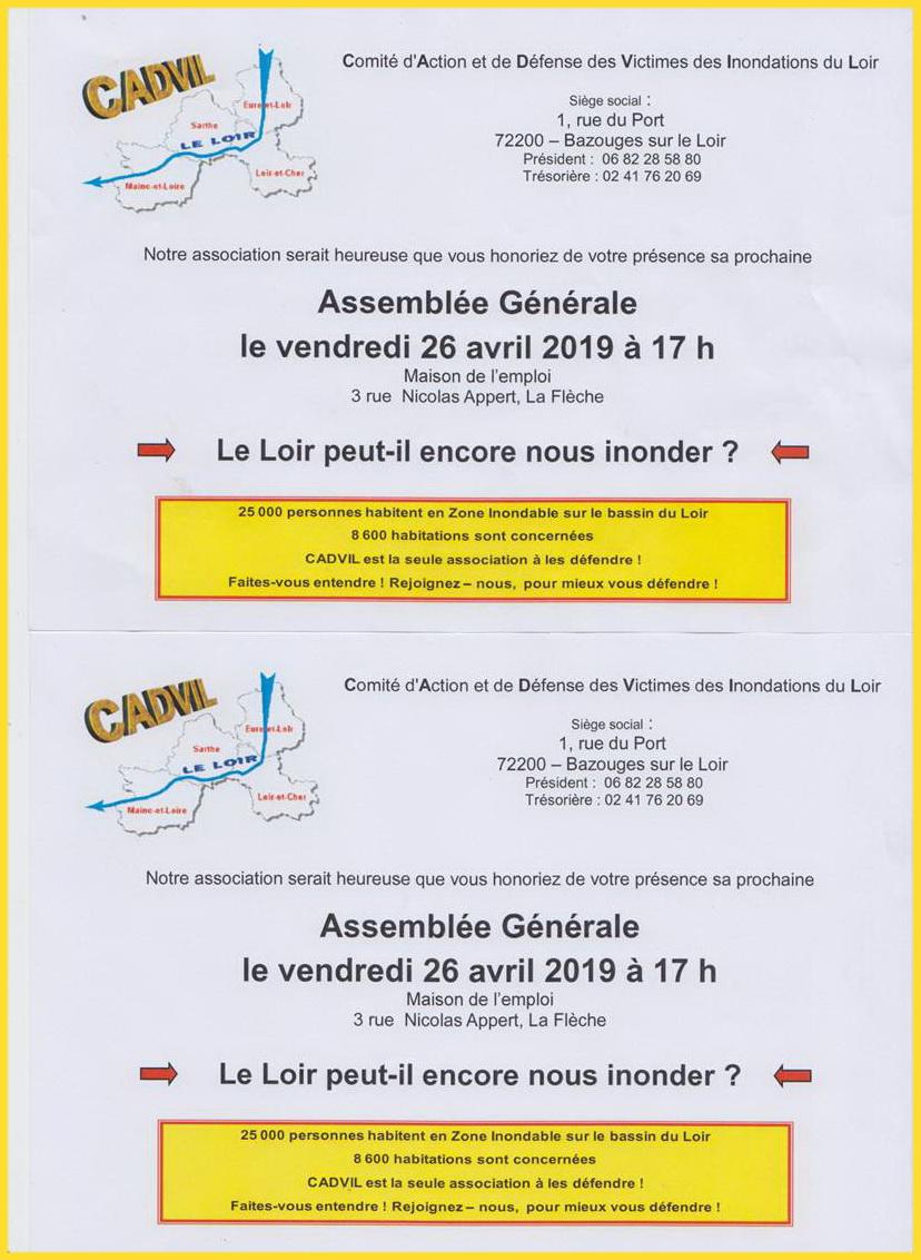 AG Cadvil 2019