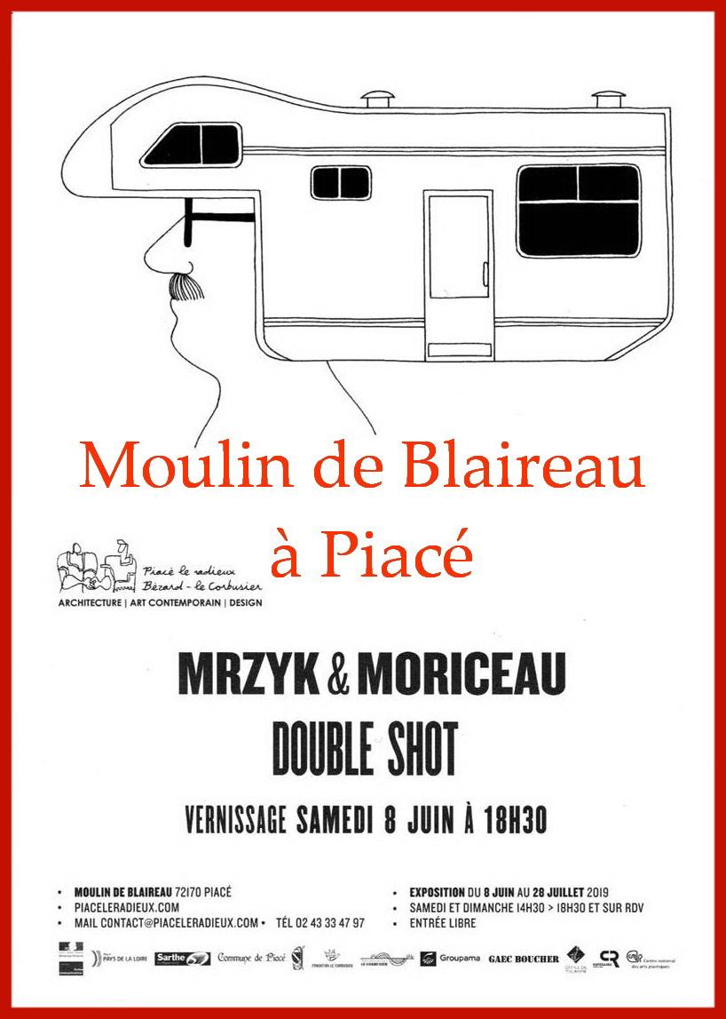 Moulin Blaireau expo Piacé