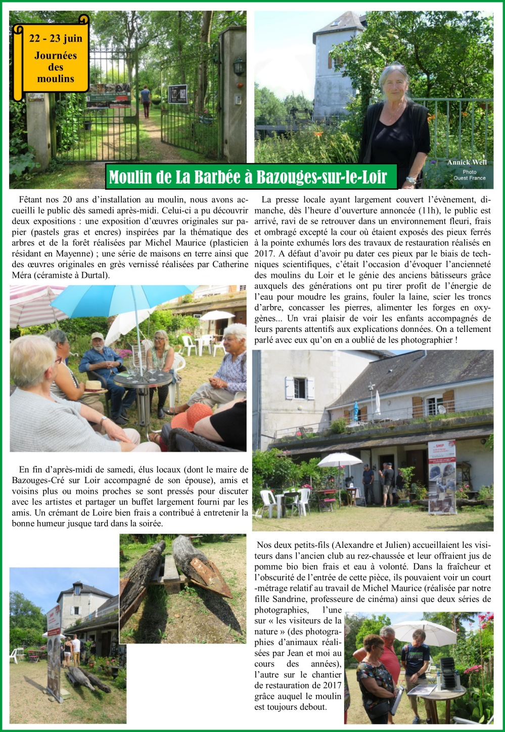 Article JDM La Barbée 1