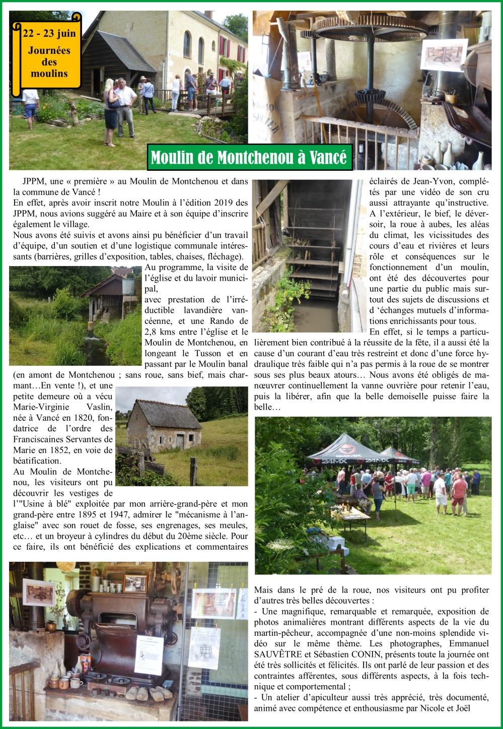 Article JDM Montchenou à Vancé 1
