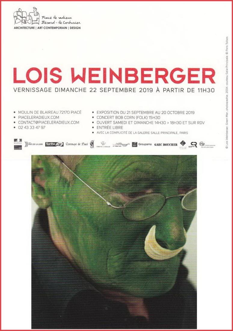 Expo Weinberger à Piacé