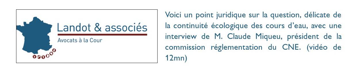 Avocat Landot décret automne 2019