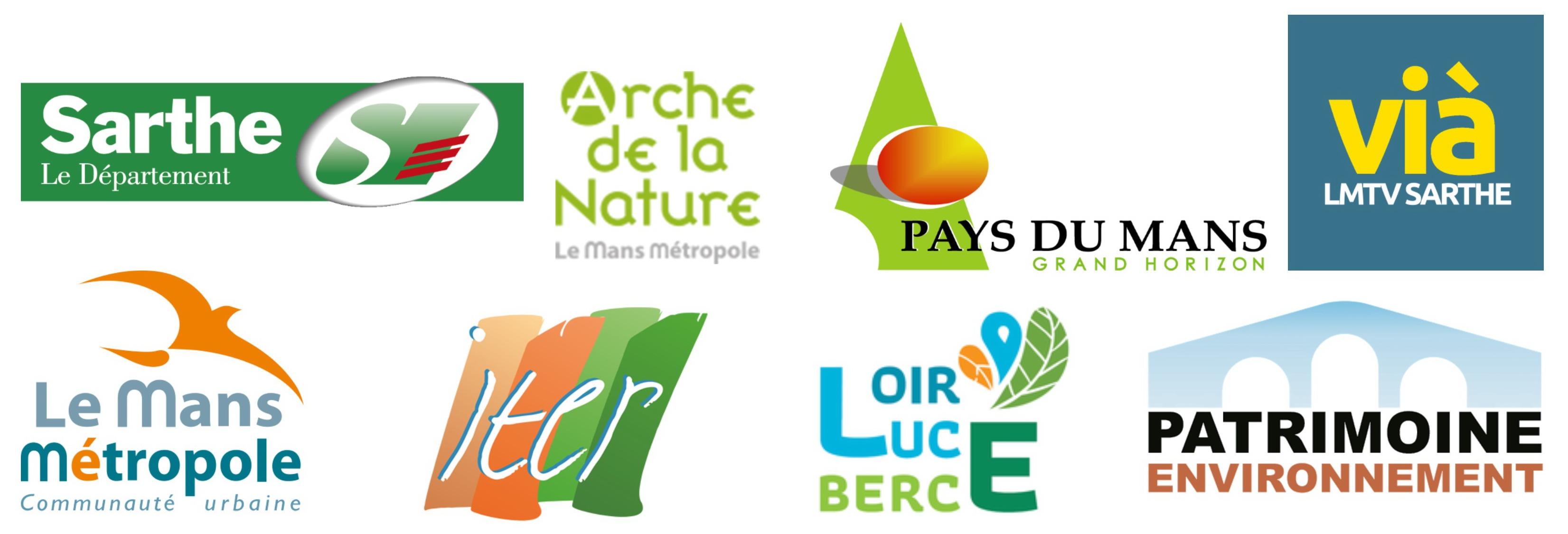 8 logos