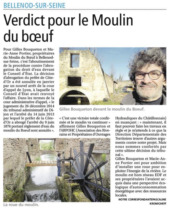 Moulin du boeuf fin
