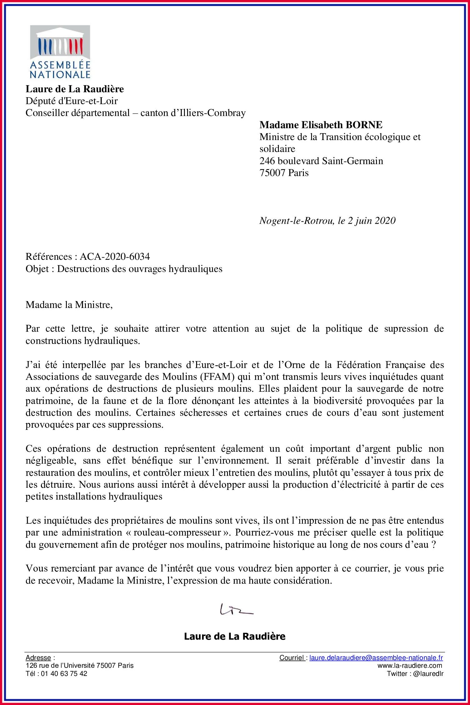 Courrier-E.Borne-Laure-de-la-raudière-juin-2020