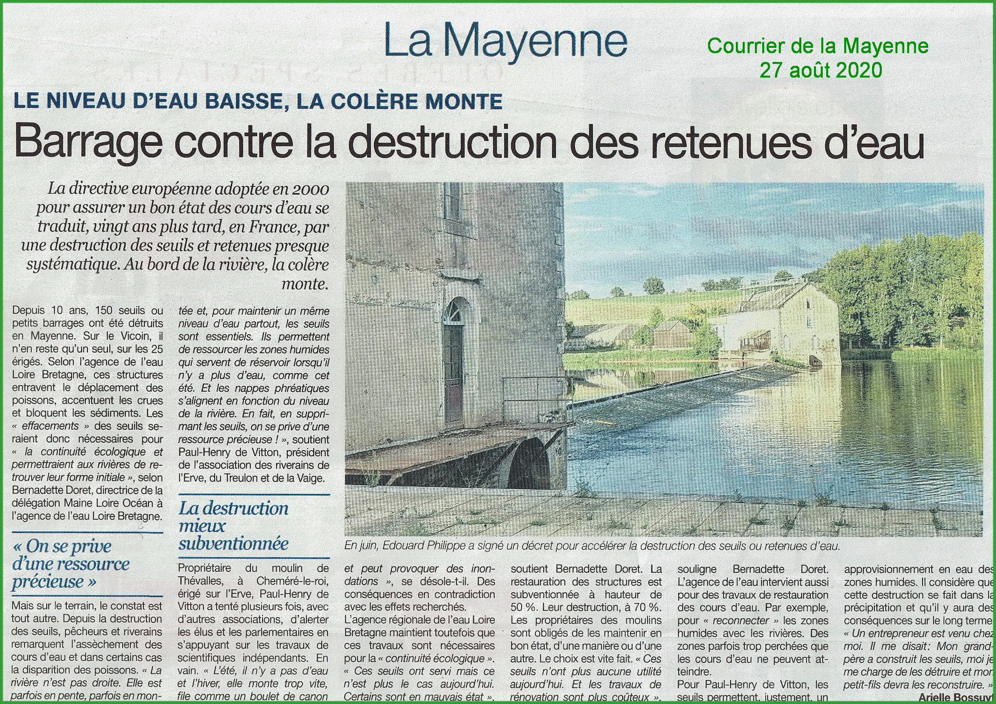 barrage_Mayenne 27 août 2020