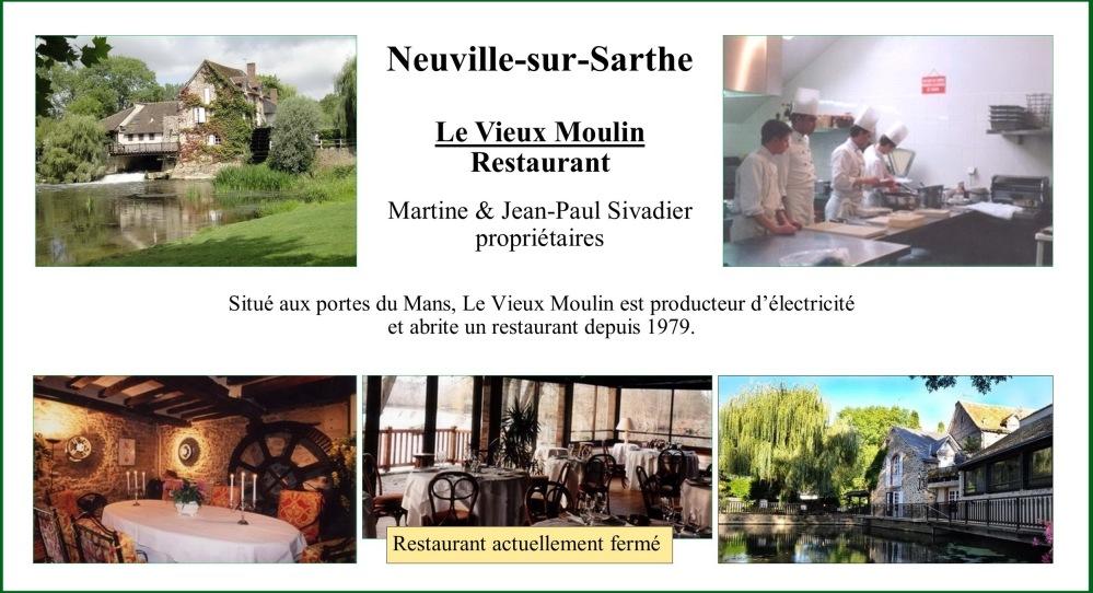 gîtes, resto et artisanat Neuville changé