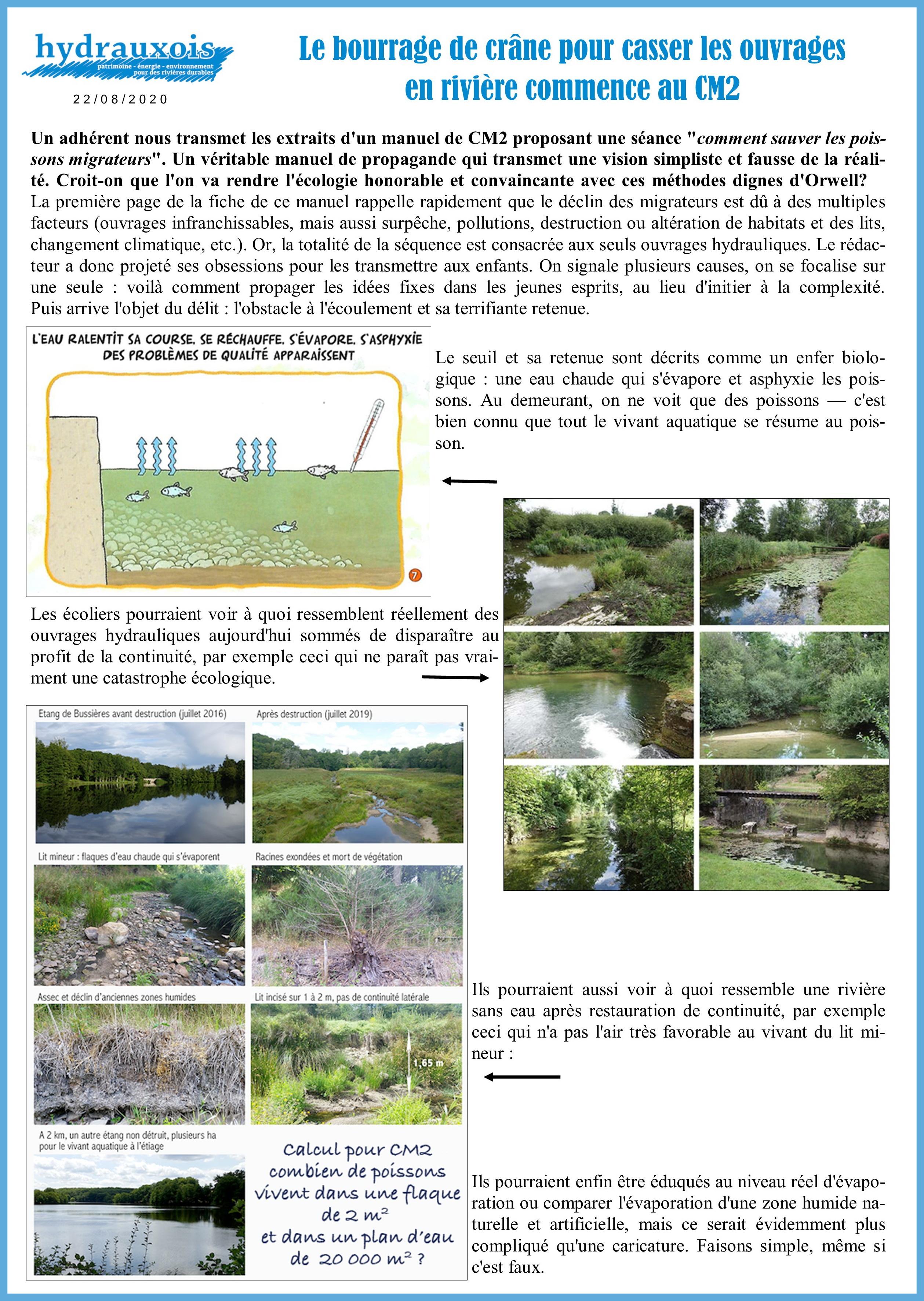 Livre CM2 page 1