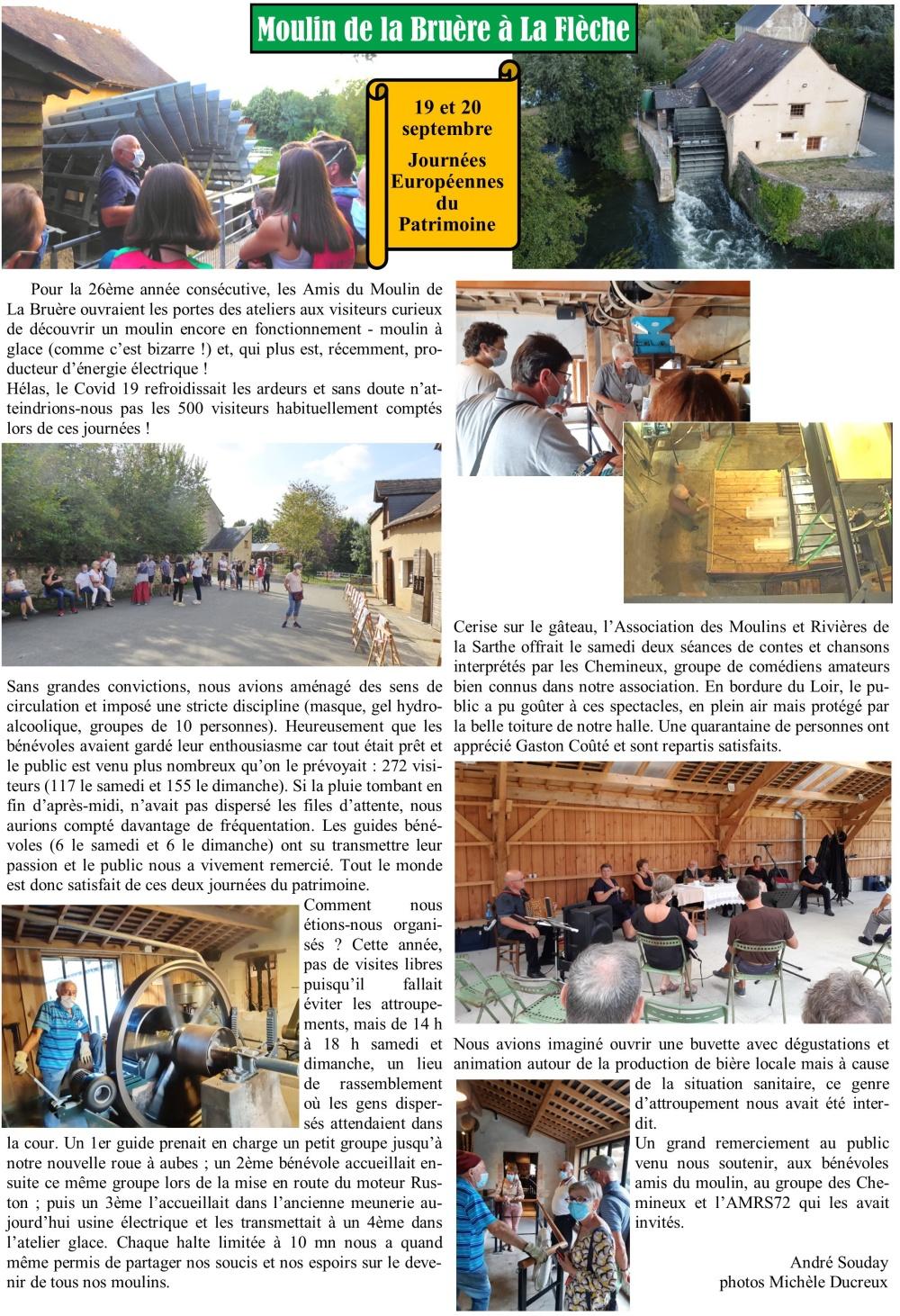 Article JEP La Bruère