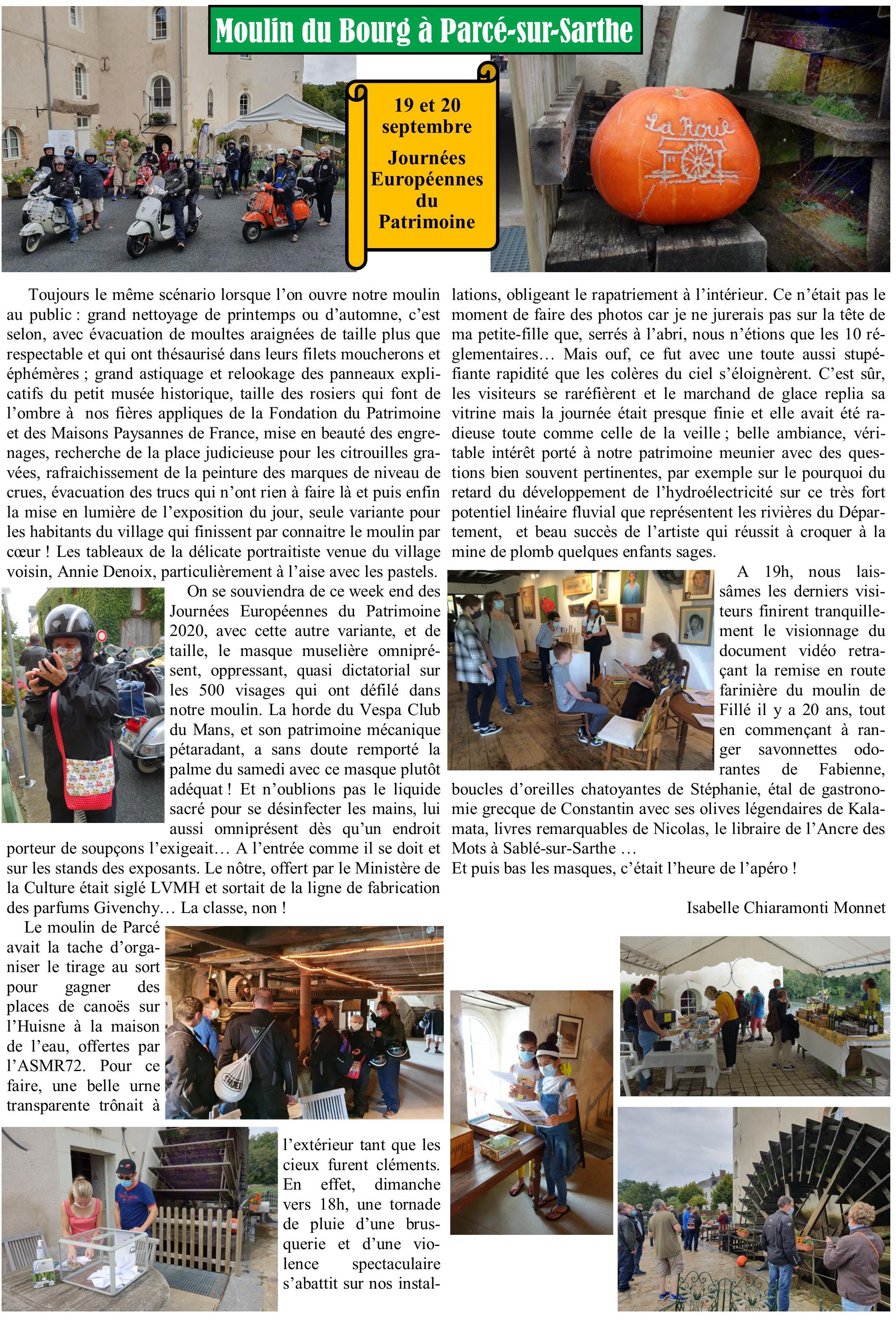 Article JEP Parcé